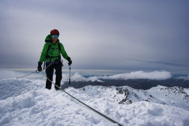 Summit of Single Cone, The Remarkables, Queenstown